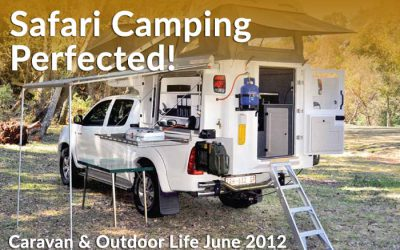 Safari Camping Perfected