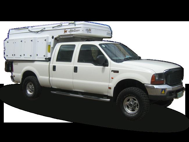 abba safari trailer rooftop camper